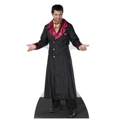 Image for Man in Vampire Coat Lifesize Standup