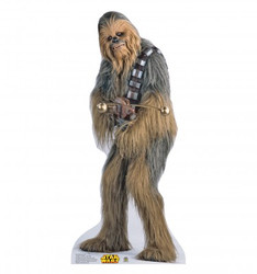 Image for Star Wars Lifesize Standup - Chewbacca