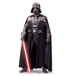 Image for Star Wars Lifesize Standup - Darth Vader