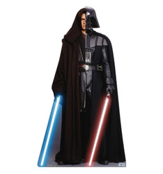 Image for Star Wars Lifesize Standup - Anakin Skywalker/Darth Vader