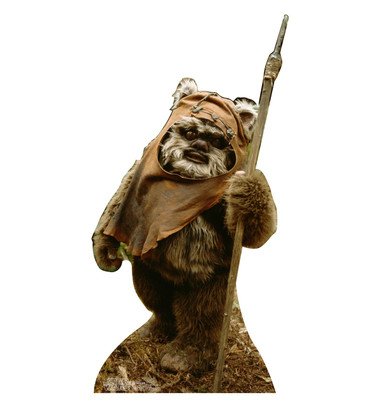 Image for Star Wars Lifesize Standup - Wicket