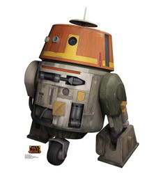 Star Wars Lifesize Standup - Chopper Star Wars Rebels