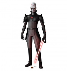 Image for Star Wars Lifesize Standup - the Inquisitor Star Wars Rebels