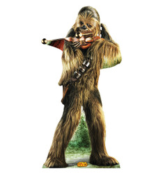 Image for Star Wars Lifesize Standup - Chewbacca Classic