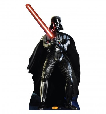 Image for Star Wars Lifesize Standup - Darth Vader Classic