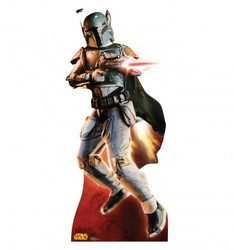 Image for Star Wars Lifesize Standup - Boba Fett Classic