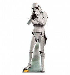 Image for Star Wars Lifesize Standup - Stormtrooper Classic