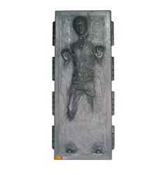 Image for Star Wars Lifesize Standup - Han Solo in Carbonite