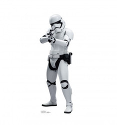 Image for Star Wars Lifesize Standup - Stormtrooper the Force Awakens