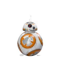 Image for Star Wars Lifesize Standup - BB-8 the Force Awakens