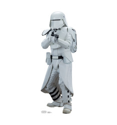 Image for Star Wars Lifesize Standup - Snowtrooper the Force Awakens