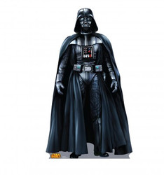 Image for Star Wars Lifesize Standup - Darth Vader Akimbo