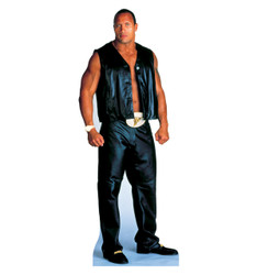Image for WWE Lifesize Standup - the Rock