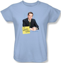 Image for The Office the Nard Dog Woman's T-Shirt