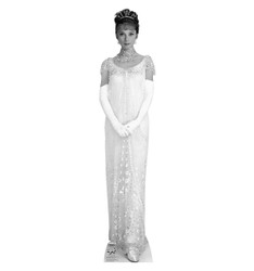 Image for Audrey Hepburn Lifesize Standup - My Fair Lady Front Shot