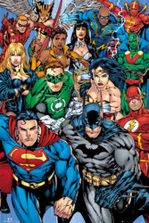 Image for DC Comics Poster - Characters
