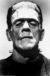 Image for Frankenstein Monster Poster