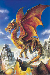 Image for Mountain Dragon Poster
