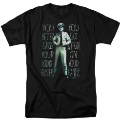 Image for Andy Griffith Show T-Shirt - Fight