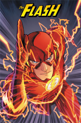 Image for Flash Lightning Poster