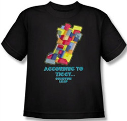 Image for Quantum Leap According to Ziggy... Youth T-Shirt