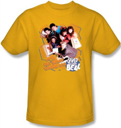 Image for Saved by the Bell It's All Right T-Shirt