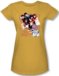 Image for Saved by the Bell It's All Right Girls Shirt