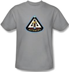Image Closeup for Eureka Astraeus Mission Patch T-Shirt