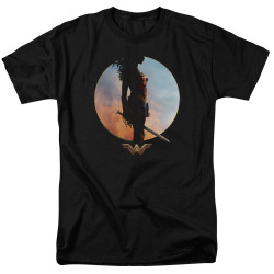 Image for Wonder Woman Movie T-Shirt - Wisdom and Wonder