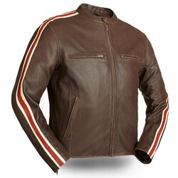 Image for Fast Pace M/C Leather Jacket