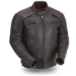 Image for Enduro Scooter Leather Jacket