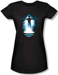 Image for Quantum Leap First Jump Girls Shirt