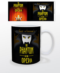 Image for Phantom of the Opera Coffee Mug