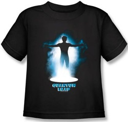 Image for Quantum Leap First Jump Kids T-Shirt