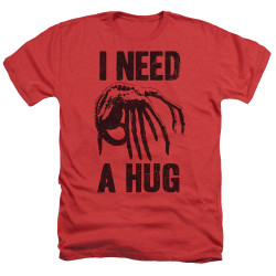 Image for Alien Heather T-Shirt - Need a Hug