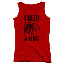 Image for Alien Girls Tank Top - Need a Hug