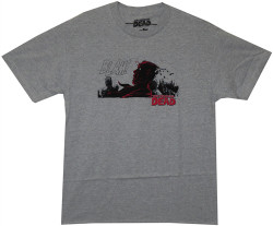 Image Closeup for The Walking Dead T-Shirt - Blam!