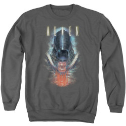Image for Alien Crewneck - Bloody Jaw