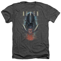 Image for Alien Heather T-Shirt - Bloody Jaw