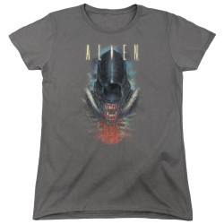 Image for Alien Womans T-Shirt - Bloody Jaw