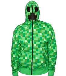 Image for Minecraft Hoodie - Creeper