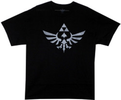 Image Closeup for Legend of Zelda Twilight Princess Logo T-Shirt