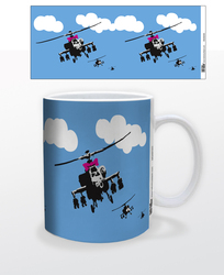 Image for Helicopter Bow Coffee Mug