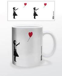 Complete image for Balloon Girl Coffee Mug