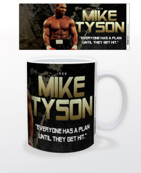 Image for Mike Tyson Hit Coffee Mug