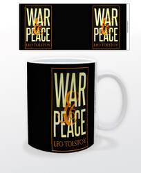 Image for Leo Tolstoy War & Peace Coffee Mug