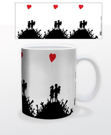 Image for Heart Balloon Coffee Mug