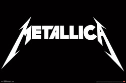 Image for Metallica Poster - Logo