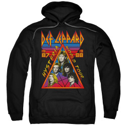 Image for Def Leppard Hoodie - Hysteria Tour