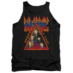 Image for Def Leppard Tank Top - Hysteria Tour
